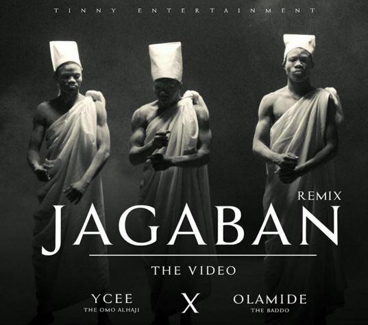 Ycee ft Olamide -  Jagaban (Remix)