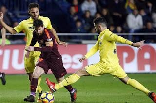 موعد مباراة برشلونة وفياريال اليوم 9-5-2018 الجولة 34 من الليجا الاسبانية