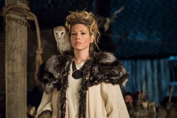 Vikings - Episode 4.18 - Revenge - Promos, Sneak Peeks, Promotional Photos & Synopsis