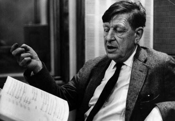 """""""Doggerel by a Senior Citizen"""" -- W.H. Auden"""