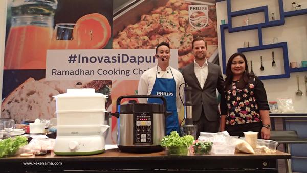 inovasi dapur philips, perlengkapan dapur philips
