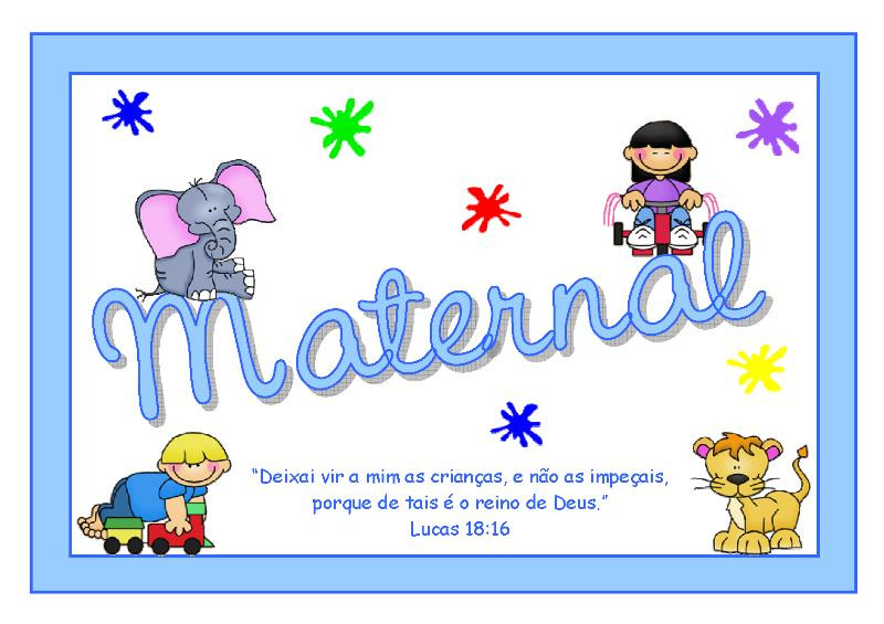 Mensagem Para Os Professores Do Ministério Infantil: Recursos Para Ministério Infantil: Características Das