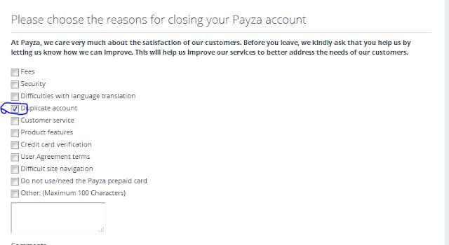 How to Delete Payza Account | SAHABA BD TEA™