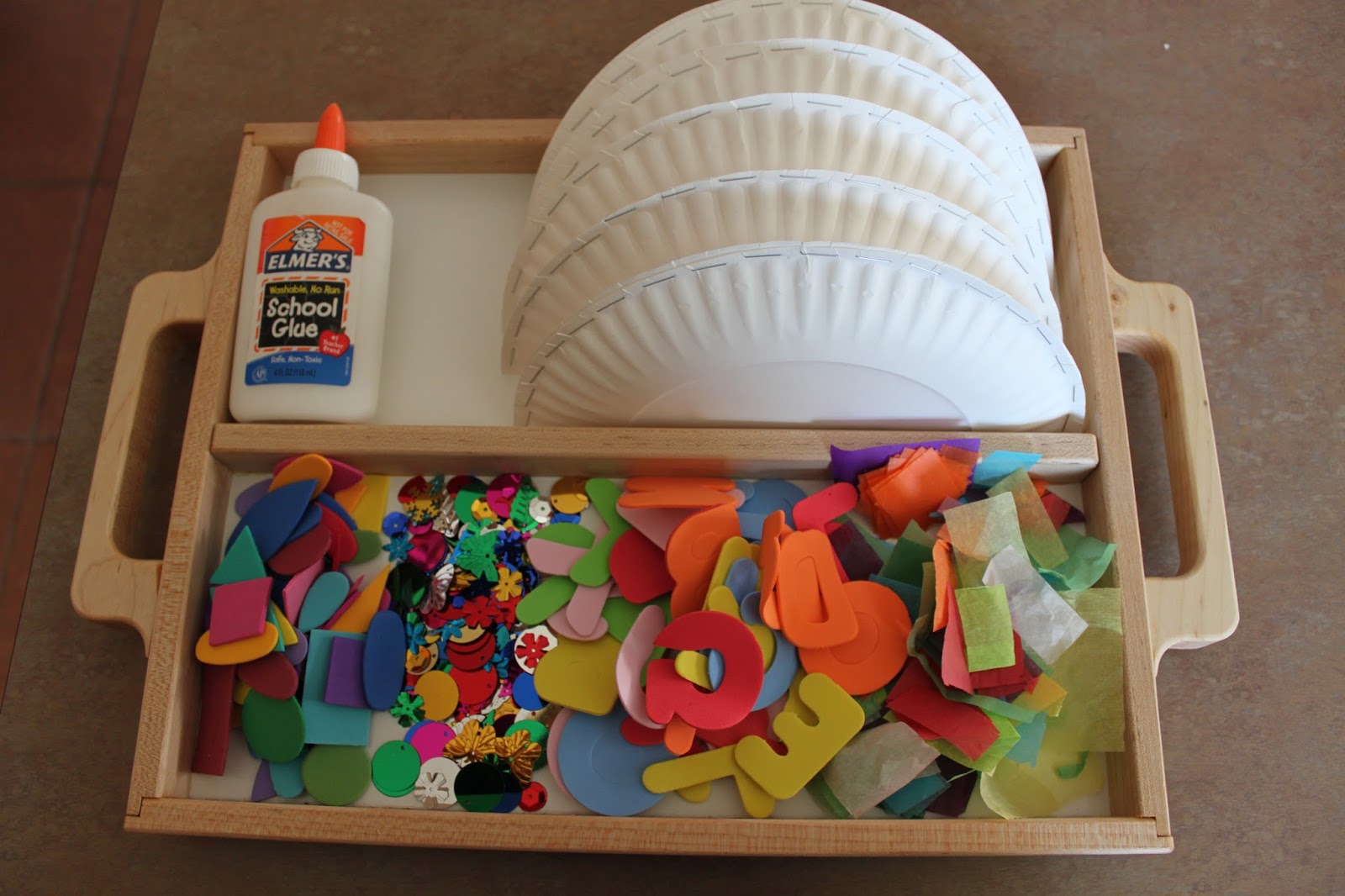 Seedlings Nursery School 5 Senses