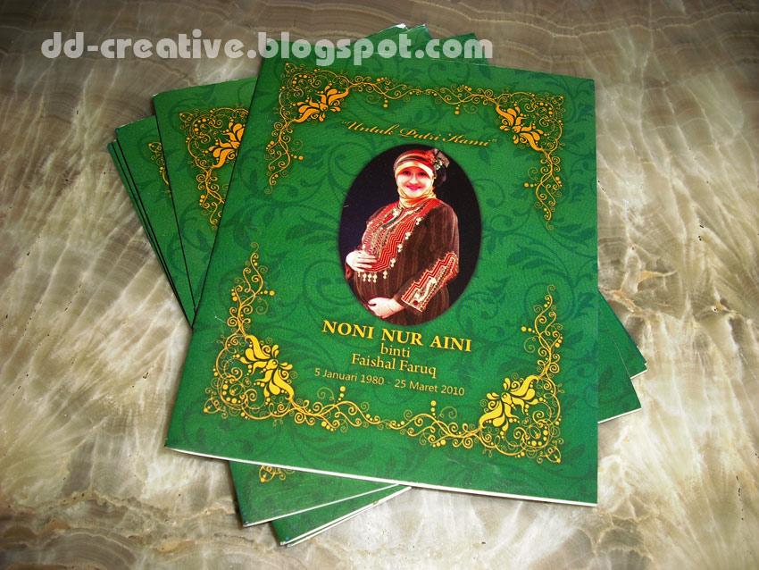 Buku Yasin Tipis Pesanan Elsa Faruq