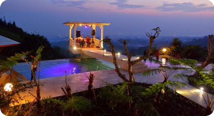 Senja Di Kota Bandung