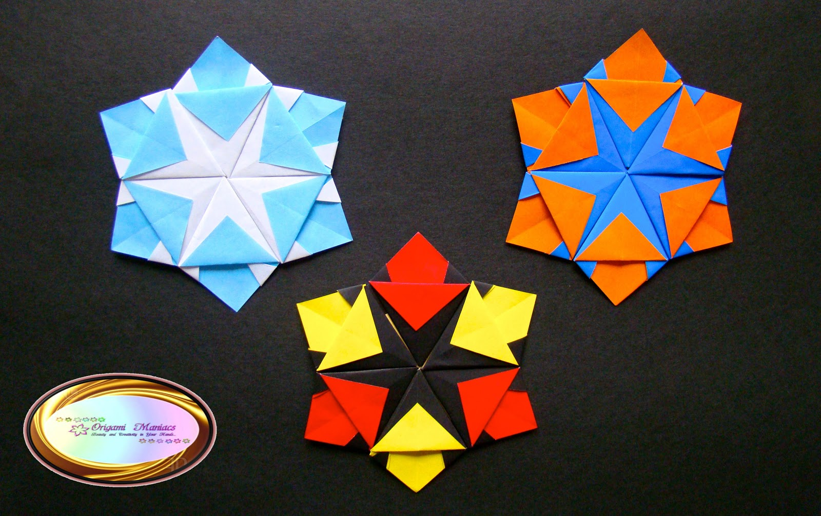 3d Christmas Origami Instructions Made Simple With Paper Model Kits