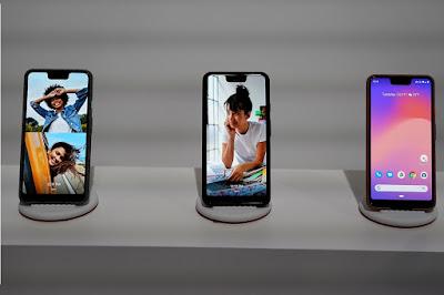 Google Presentó sus nuevos smartphones:  Pixel 3 y Pixel 3 XL-TuParadaDigital