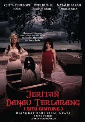 Jeritan Danau Terlarang (Situ Gintung) Poster