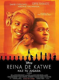 Reina de Katwe en Español Latino