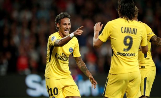 #PSG: Venganza de Neymar por Castigo - Dinero a Cavani por dejar los Penales ...