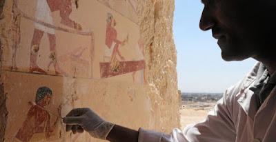 de914c3c2 Egipto abre enterramiento