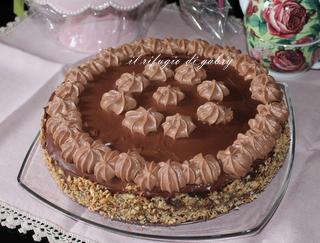 Ricette di torte al cioccolato e nutella