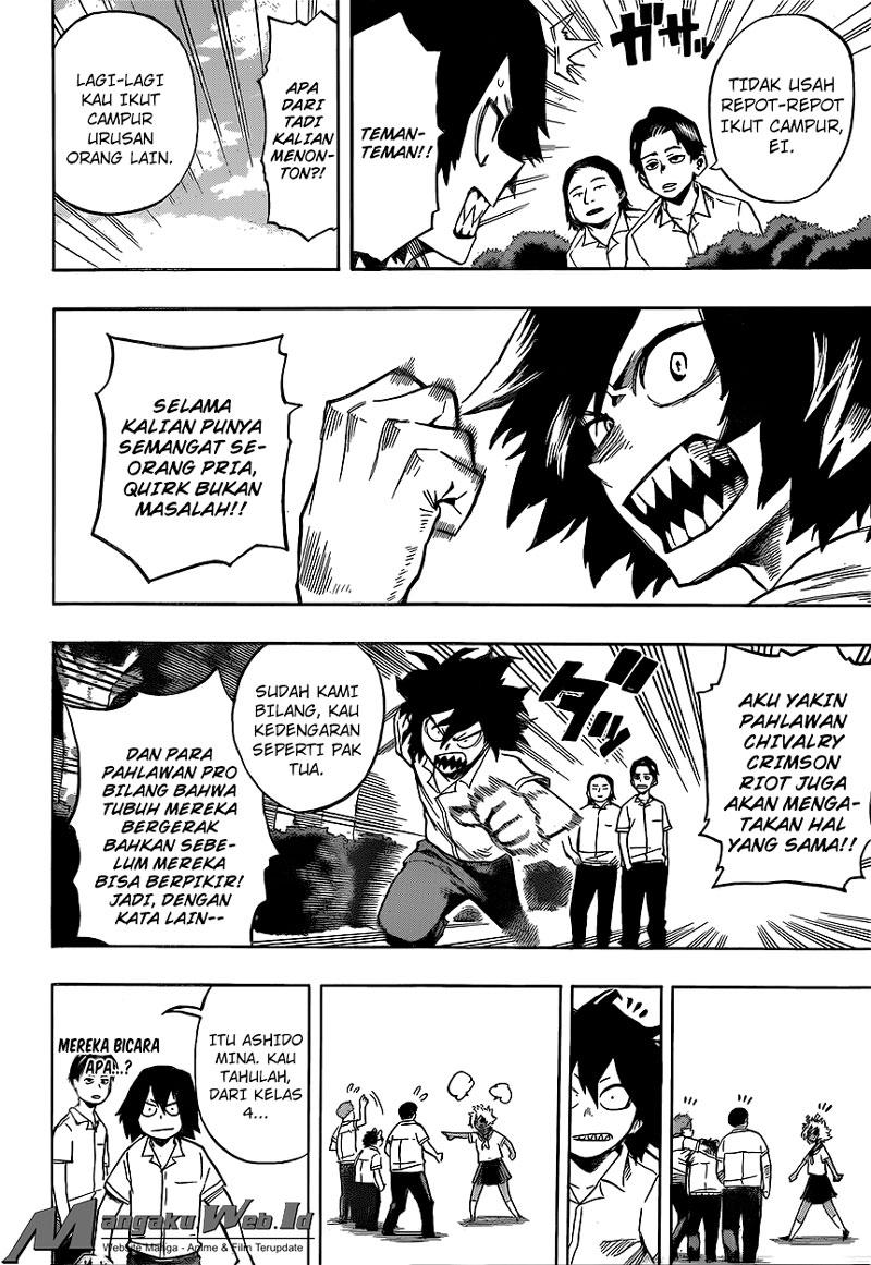 Boku no Hero Academia Chapter 144-5