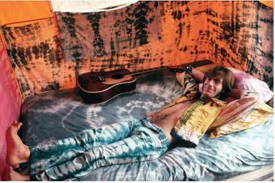 Lovin' Spoonful's John Sebastian On Tie-Dye's Roots: From Woodstock To Kanye West