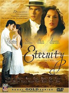 Directed by Mark A. Reyes. Starring Dingdong Dantes, Iza Calzado, Mark Herras, and Jennylyn Mercado.