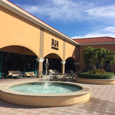 VERO BEACH OUTLETS BOASTS LARGEST RESTORATION HARDWARE OUTLET SOUTH OF ATLANTA