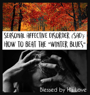 Seasonal Affective Disorder: How to beat the winter blues