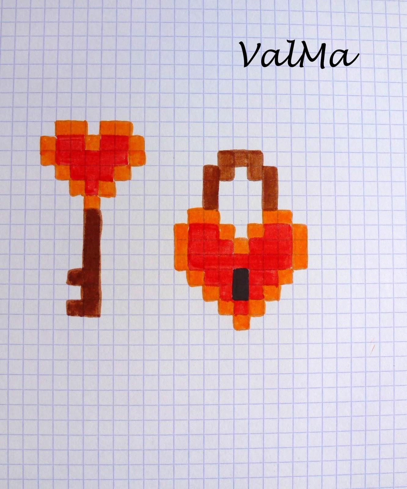 Pixel Art Facile Petit Emoji