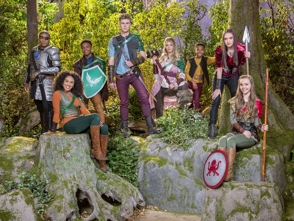 NickALive!: 'Knight Squad' to End After Season 2