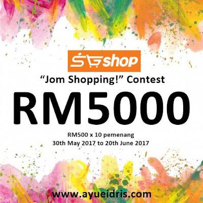 Contest SGshop Malaysia