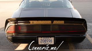 Pontiac Firebird Trans Am Rear