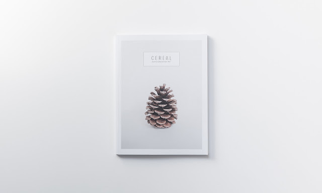 cereal magazine edition 1