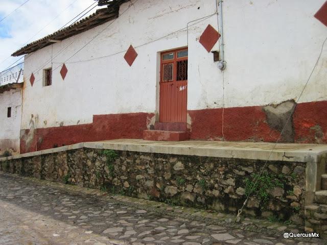 Atemajac de Brizuela se encuentra en una loma de un cerro