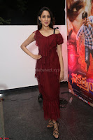Pragya Jaiswal in Stunnign Deep neck Designer Maroon Dress at Nakshatram music launch ~ CelebesNext Celebrities Galleries 004.JPG