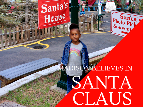 Madison Believes in Santa Claus - #SantaProject