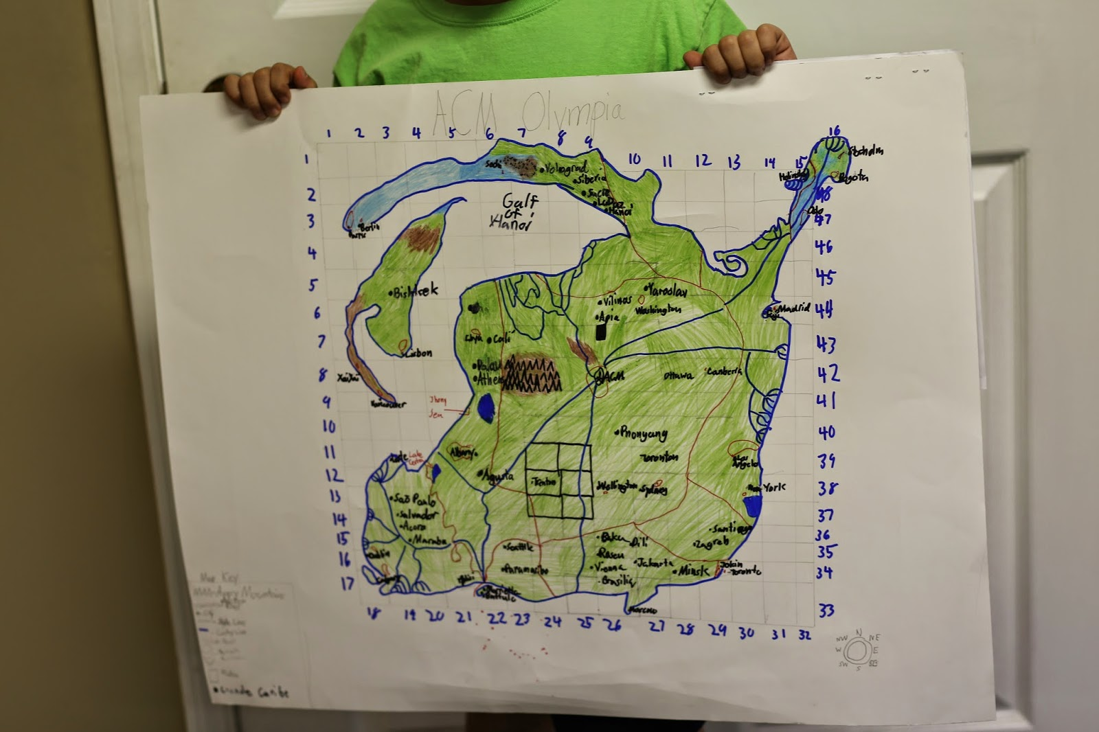 Make Your Own Map Worksheet