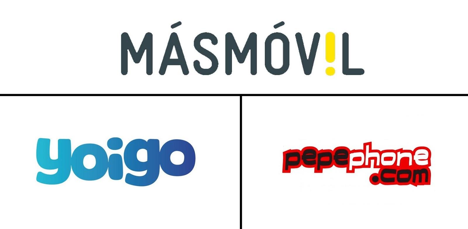Líneas grupo MásMóvil