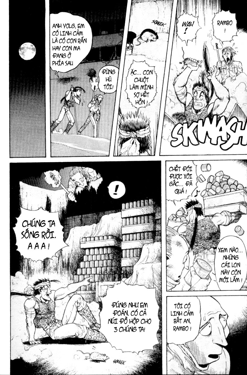 Battle Angel Alita chapter 32 trang 45