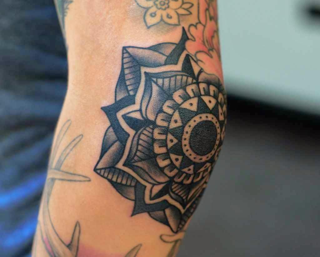 Tattoo Designs: 15 Stunning Mandala Tattoo Designs For Men And Women