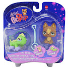 Littlest Pet Shop Pet Pairs German Shepherd (#650) Pet