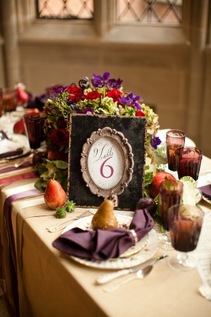 ideas para decorar mesa boda