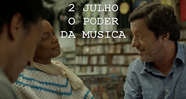 O Poder da Música - Of Mind and Music (2014) de Richie Adams