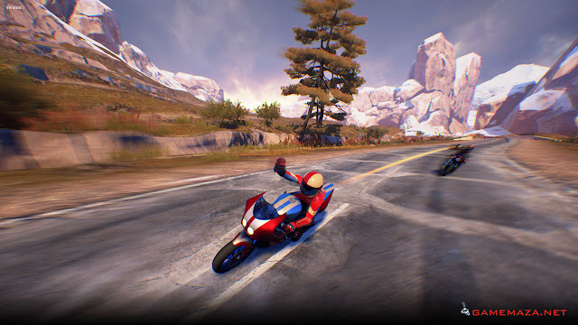 Moto Racer 4 Gameplay Screenshot 2