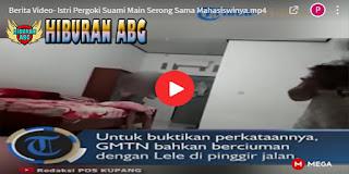 Video Istri Sedang Pergoki Suami Main Serong Sama Mahasiswinya