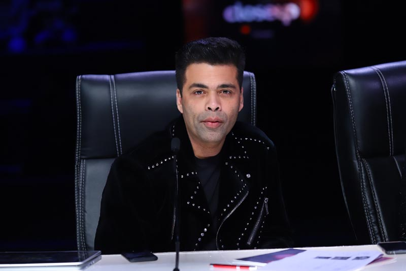 Karan Johar on India's Next Superstars