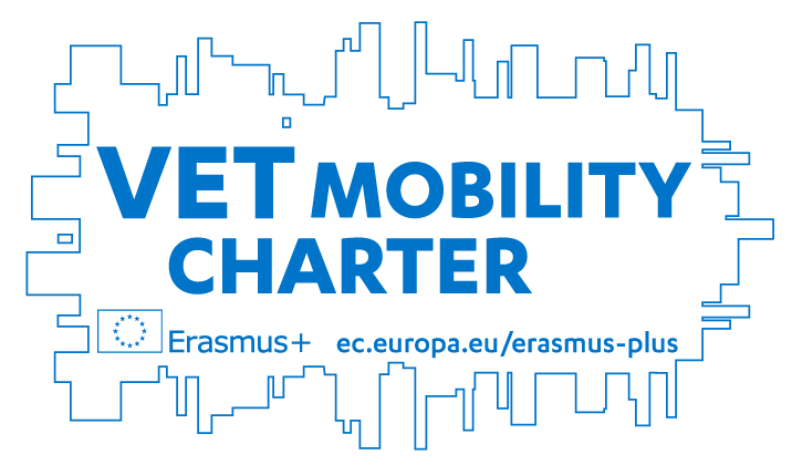 You are Erasmus+ We are Erasmus+: VET Mobility Charter form and guidance  published