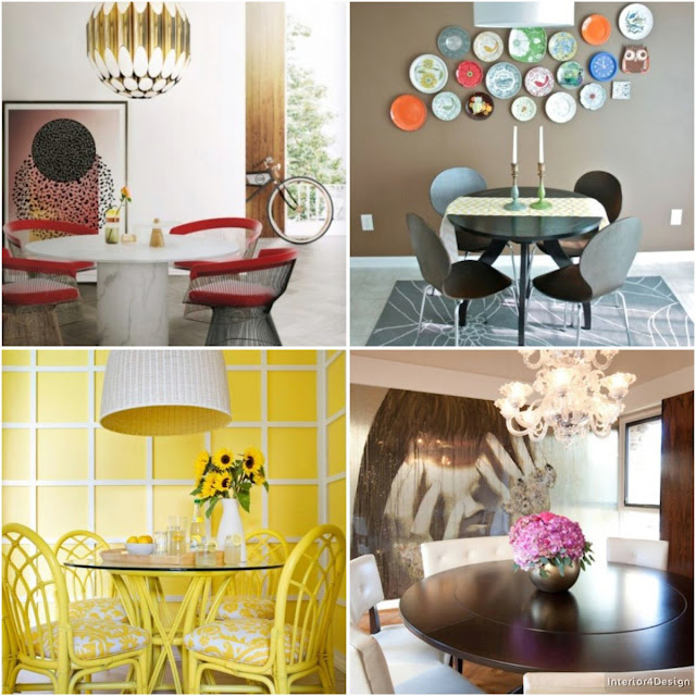 Round Tables Designs For A Functional And Attractive Dining Room