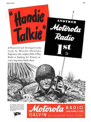 Motorola Handie Talkie