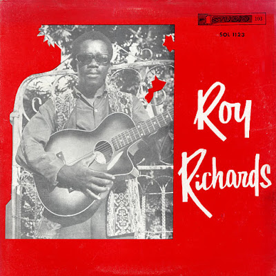 ROY RICHARDS - Roy Richards (1972)