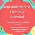 👪 Cruz Roja Juventud: Verano Verde Medioambiental | jul-ago