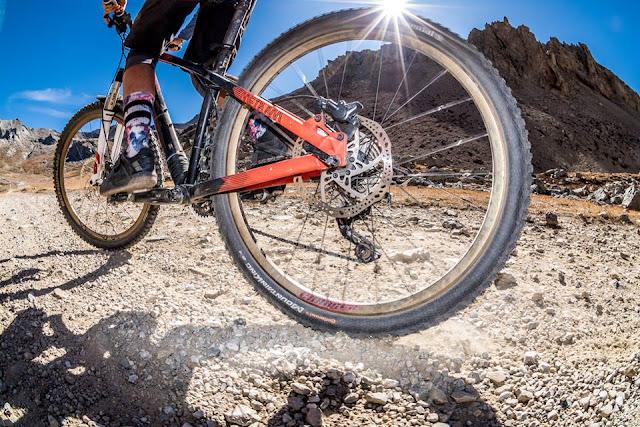 Bikebergsteigen Cima del Vallonetto