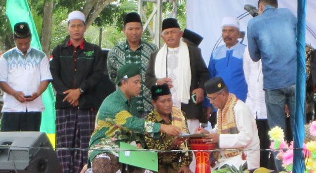 Diresmikan, Pondok Pesantren NU di Mimika Papua