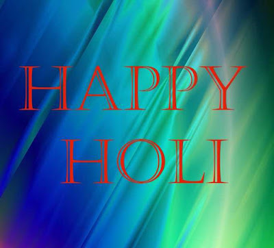 Holi sms in english 2017