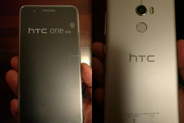 HTC One X10 Live Images leaks out!