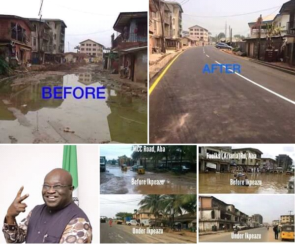 What @GovernorIkpeazu has not done in Aba – evident truth from @JohnOkiyiKalu